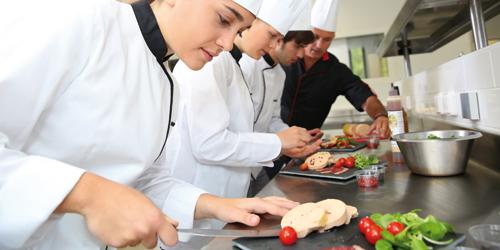 Gastronomie und Service